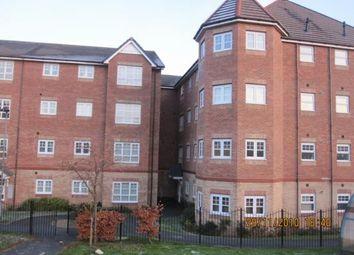 Thumbnail 2 bed flat to rent in Merlin Road, Birkenhead