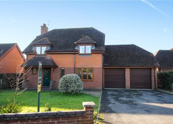 Thumbnail 4 bed detached house for sale in Badger Heights, Houndstone, Yeovil, Somerset