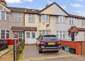 Thumbnail 4 bed terraced house for sale in Belvedere Avenue, Ilford