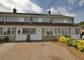 Thumbnail 3 bedroom terraced house for sale in Perrysfield Road, Cheshunt, Herts
