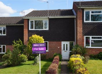 Thumbnail 2 bed terraced house for sale in Lea Croft Road, Redditch