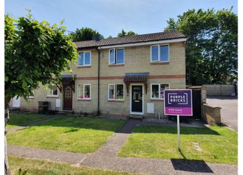 Thumbnail 2 bed end terrace house for sale in Helmstedt Way, Chard