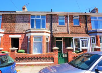 Thumbnail 3 bedroom terraced house for sale in Shelford Road, Southsea