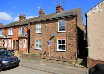 Thumbnail 2 bed semi-detached house for sale in Ebberns Road, Hemel Hempstead