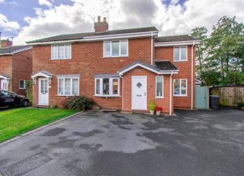 3 bed semi-detached house for sale in Riverside Way, Coven, Wolverhampton WV9