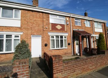 Thumbnail 3 bedroom terraced house for sale in Marlowe Road, Hartlepool, Cleveland
