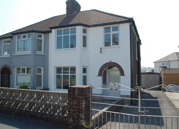 Thumbnail 3 bedroom property to rent in Millbrook Crescent, Carmarthen