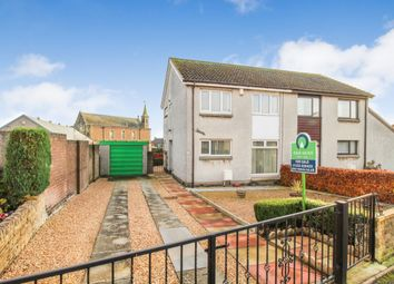 Thumbnail 3 bed semi-detached house for sale in Manse Park, Kennoway, Leven