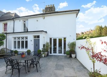 Thumbnail 2 bedroom semi-detached house to rent in Stroude Road, Virginia Water