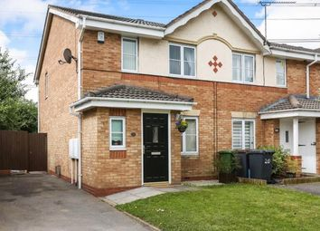 Thumbnail 3 bedroom end terrace house for sale in Canalside, Longford, Coventry, West Midlands