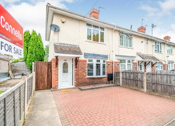 Thumbnail 2 bed end terrace house for sale in Wheatley Street, Parkfields, Wolverhampton