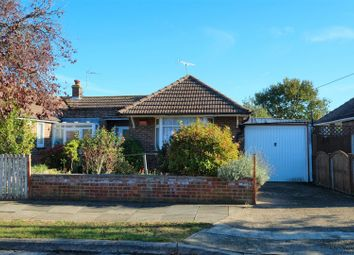 Thumbnail 2 bed semi-detached bungalow for sale in Kemp Road, Whitstable