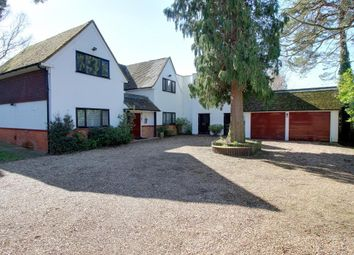 Thumbnail 5 bed detached house for sale in Woodbridge Drive, Camberley