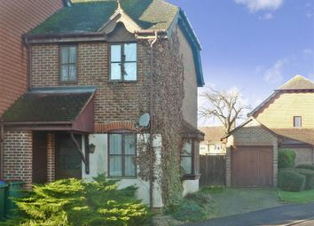 Thumbnail 1 bed end terrace house for sale in Lakers Meadow, Billingshurst, West Sussex