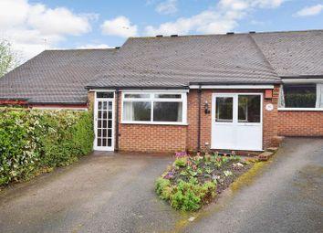 Thumbnail 2 bed bungalow for sale in Morridge View, Cheddleton, Leek
