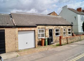 Thumbnail 1 bed semi-detached bungalow for sale in Eastfield Road, Peterborough