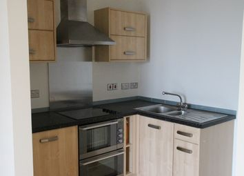 Thumbnail 2 bed flat to rent in Brittany Street, Plymouth