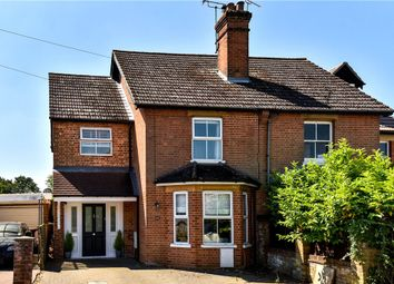 Cambridge Road, Crowthorne, Berkshire RG45. 4 bed semi-detached house