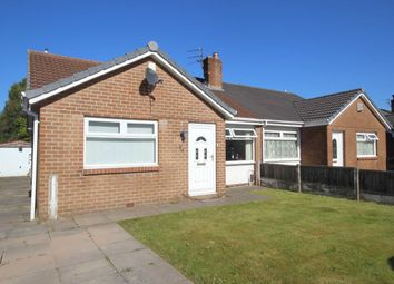 Thumbnail 3 bedroom semi-detached bungalow to rent in Westmeade Road, Walkden, Manchester