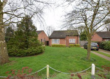 Thumbnail 2 bedroom detached bungalow for sale in Elliott Close, Newmarket