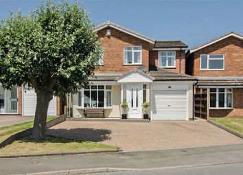 Thumbnail 5 bed detached house for sale in Kingsdown Road, Burntwood