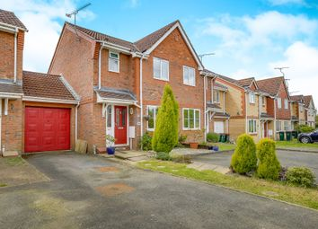 Thumbnail 2 bed link-detached house for sale in Dakin Close, Maidenbower, Crawley
