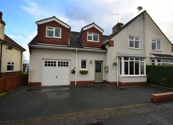 Thumbnail 4 bedroom semi-detached house for sale in The Mount, Selby