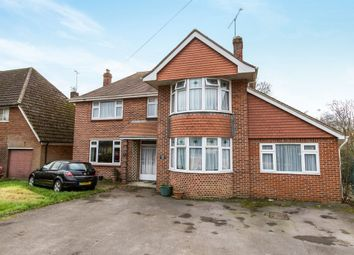 Thumbnail 5 bed detached house for sale in Stakes Road, Purbrook, Waterlooville