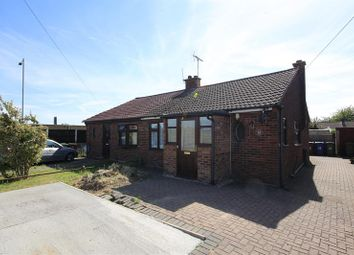 Thumbnail 2 bed semi-detached bungalow for sale in Cannon Close, Corringham, Stanford-Le-Hope
