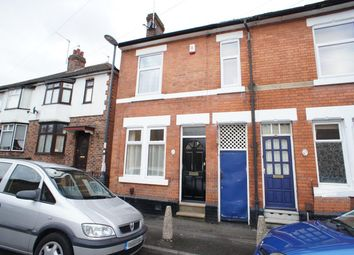 Thumbnail 2 bed terraced house to rent in Cross Street, Derby