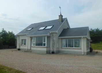 Thumbnail 3 bed detached house for sale in 3 Aghalatty, Carrigart, Donegal