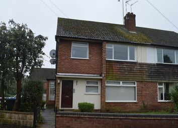 Thumbnail 2 bedroom maisonette to rent in Derwent Close, Eastern Green, Coventry