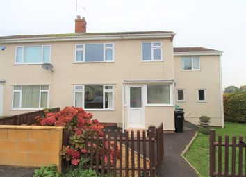 Thumbnail 4 bed semi-detached house to rent in Camerton Close, Saltford, Bristol
