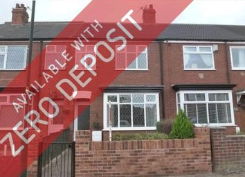 Thumbnail 3 bed terraced house to rent in St. James Avenue, Grimsby