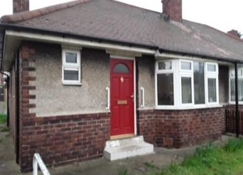 Thumbnail 1 bedroom bungalow to rent in Kings Crescent, Edlington