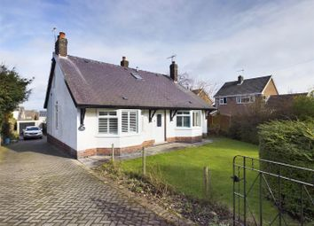 Thumbnail 3 bed bungalow for sale in Queen Victoria Road, New Tupton, Chesterfield