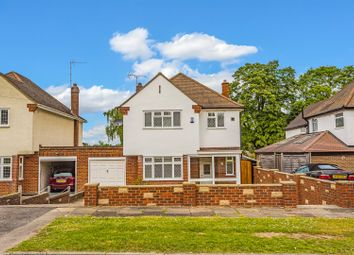 Thumbnail 3 bed detached house for sale in Grange Meadow, Banstead