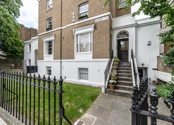 Thumbnail 2 bed flat to rent in Stockwell Park Crescent, London