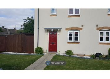 Thumbnail 3 bed semi-detached house to rent in Swindon, Swindon