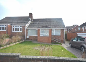 Thumbnail 2 bed bungalow for sale in Leander Avenue, Chester Le Street