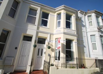 Thumbnail 3 bed terraced house for sale in Craven Avenue, Plymouth