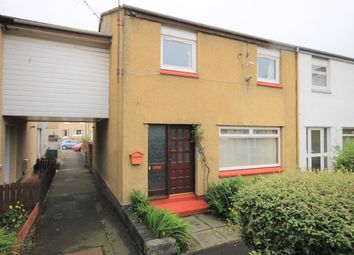 Thumbnail 4 bed terraced house for sale in Spey Walk, Holytown, Motherwell