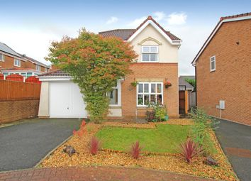 Thumbnail 3 bed detached house for sale in Delphinium Way, Lower Darwen, Darwen