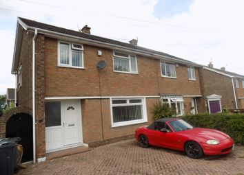 Thumbnail 3 bed semi-detached house to rent in Mcmullen Road, Darlington