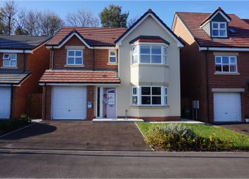 Thumbnail 4 bed detached house for sale in Wheldon Road, Fryston, Castleford