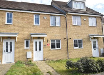 Thumbnail 3 bed terraced house for sale in Johnson Drive, Leighton Buzzard, Bedfordshire