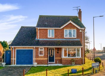 Thumbnail 3 bedroom detached house for sale in Goldfinch Way, Watton, Thetford