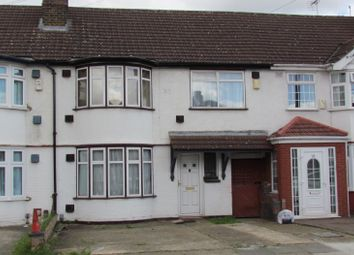 Thumbnail 4 bed end terrace house to rent in Mornington Crescent, Hounslow