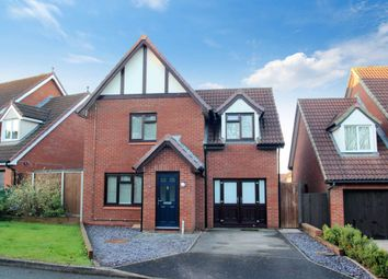 4 bed detached house for sale in Stoneleigh Drive, Belmont, Hereford HR2