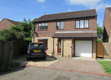 Thumbnail 4 bedroom detached house for sale in Kingfishers, Peterborough